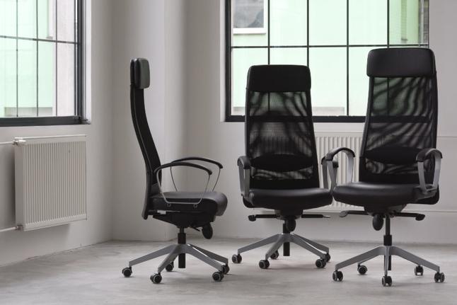 Montering kontormøbler